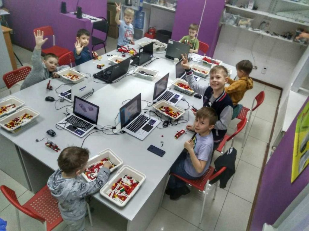 Детский центр vengi