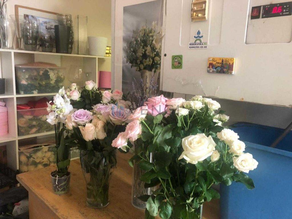 Цветочный салон бизнес